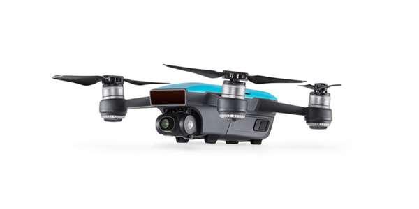 Revoluční dron Spark