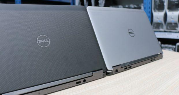 Klasika, nebo dotykový? Souboj repasovaných ultrabooků Dell