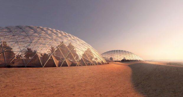 Ve Spojených Arabských Emirátech vyroste první simulovaná kolonie z Marsu