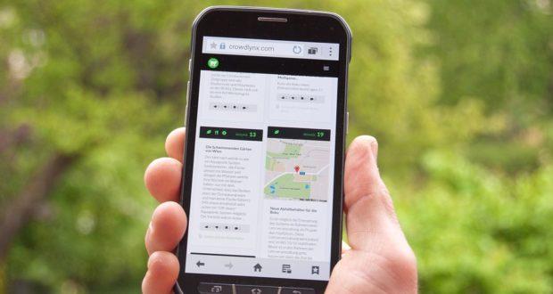 Mobilní weby jsou už nutností