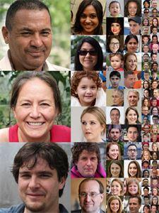 Software od Nvidie dokáže vygenerovat fotografie neexistujících osob