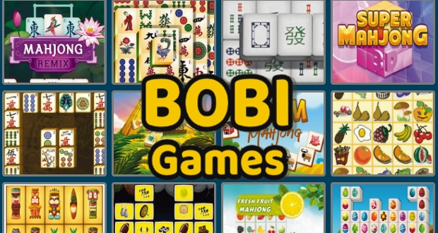 BobiGames.com hry online a Mahjong hry