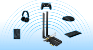 TP-Link Archer TX50E: když chcete ve stolním PC Wi-Fi
