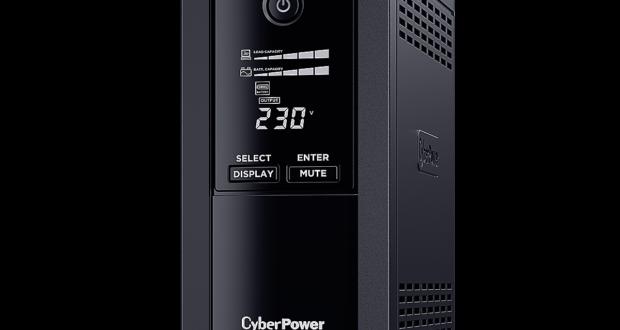CyberPower VP700ELCD-FR: Spolehlivá ochrana pro kanceláře